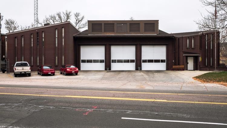 Denver Fire Station 8 - denver, firestation - cnhphoto | ello