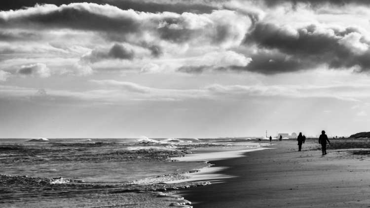 seascape: Southwold Beach - 10, photography - davidhawkinsweeks | ello