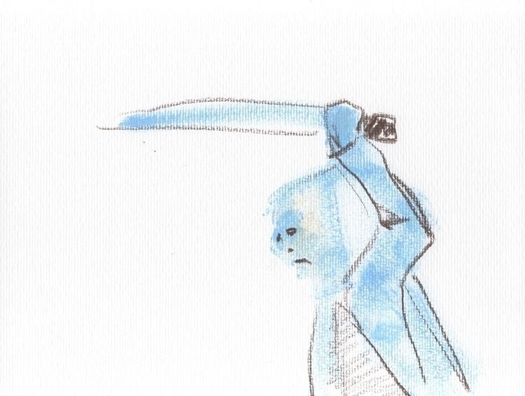 Drawing 44/2017: story gyros-se - minitz | ello