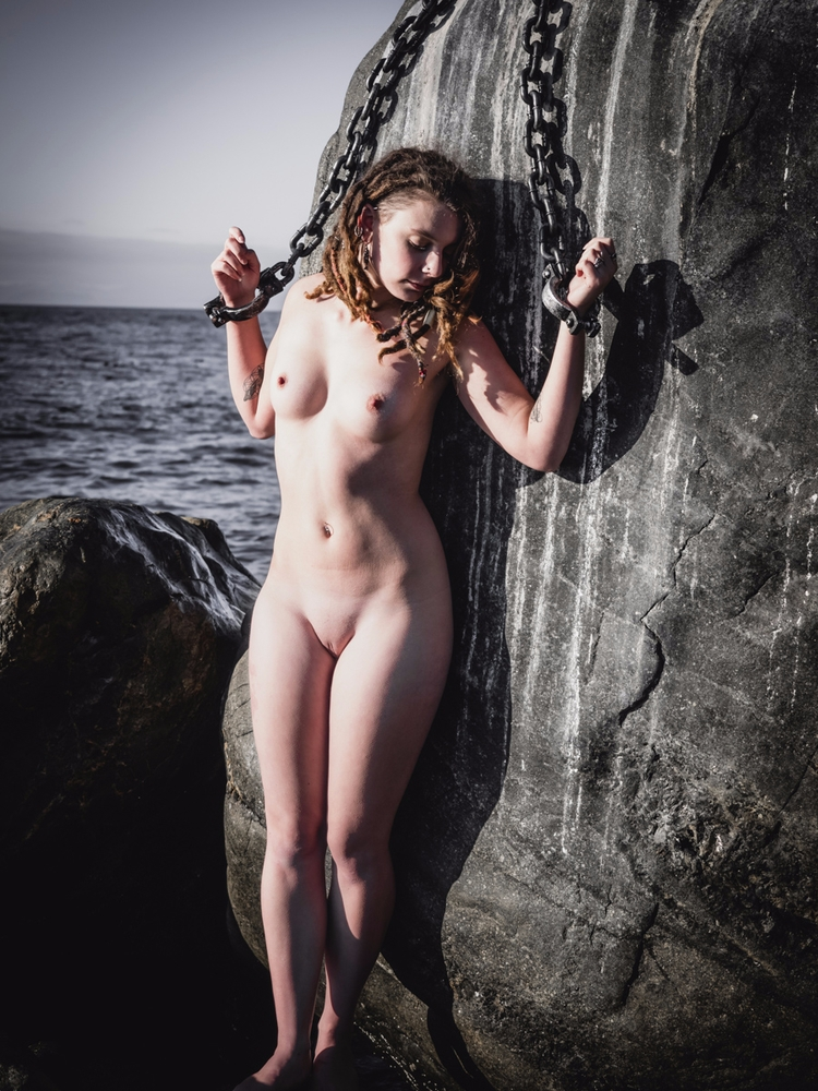 Model - portrait, photograpy, andromeda - darkenergyphotography | ello