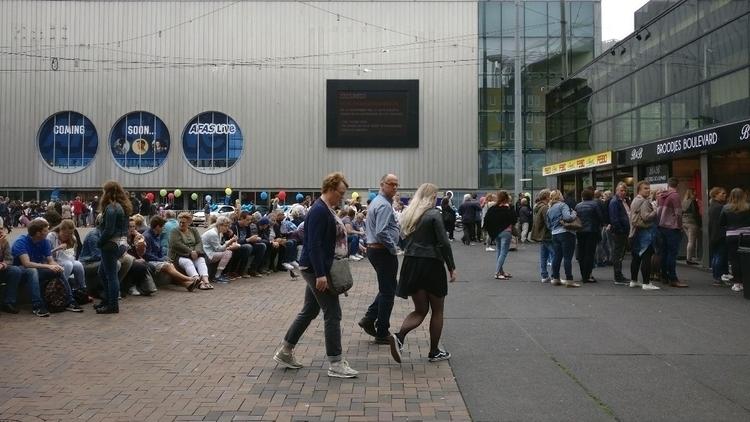 ArenA boulevard, June 2017 - Amsterdam - circularfunk | ello