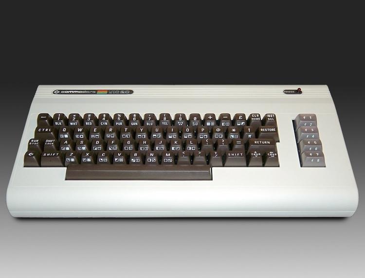 Commodore VIC-20 - RetroPC - shingos | ello
