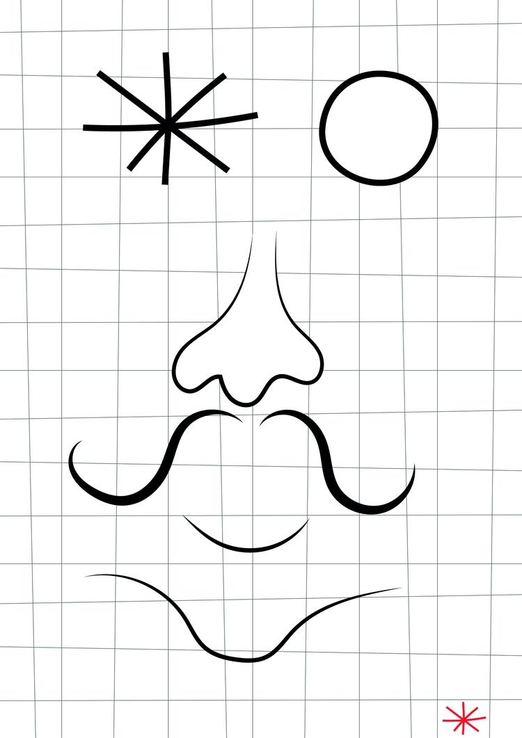 La cara cuadros. Limited editio - paullataburu | ello