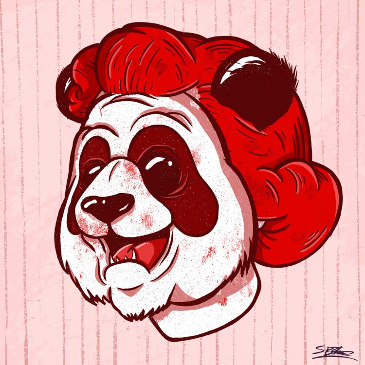 Panda Head samuelbthorne.com In - samuelbthorne | ello