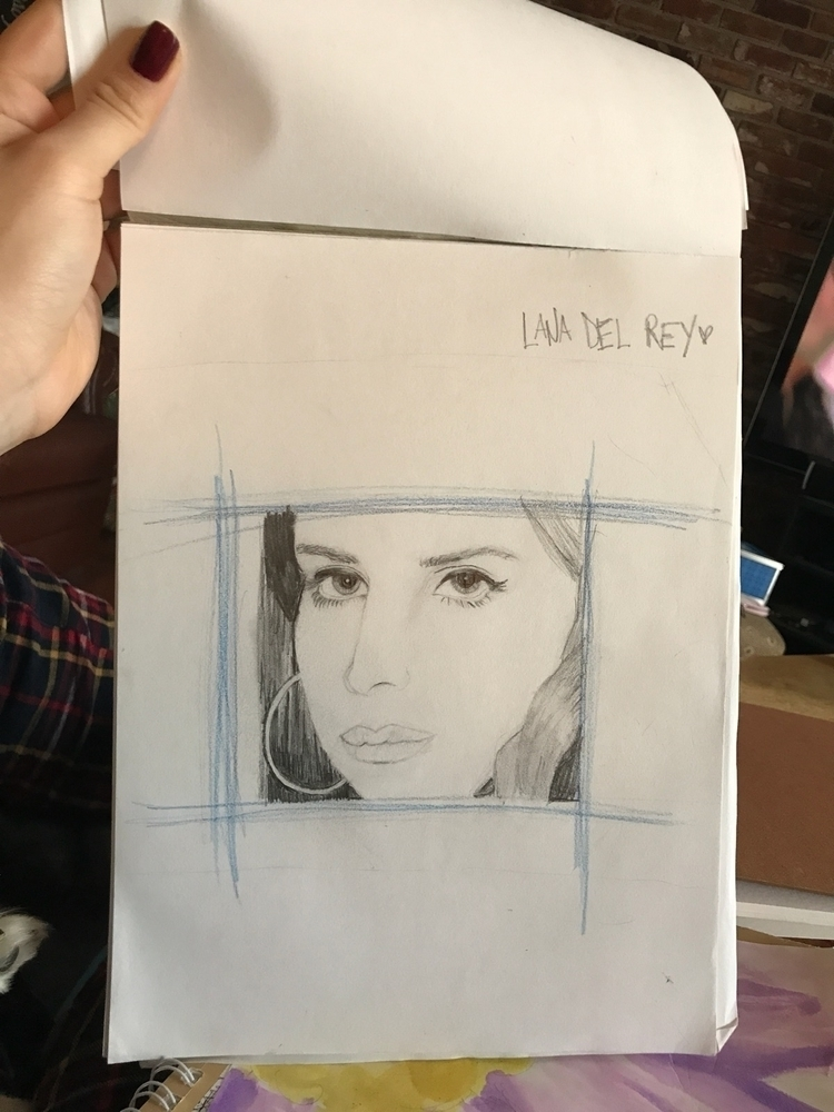 progress Lana years - LanaDelRey - pretencious-a-hole | ello