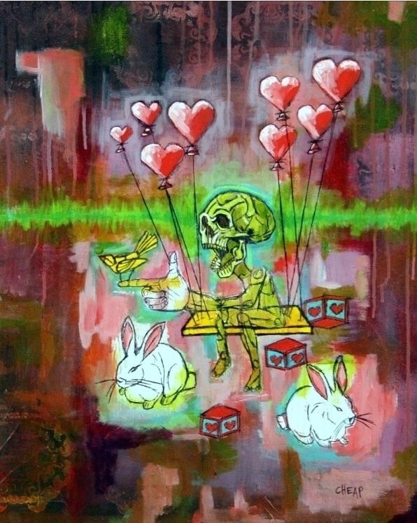 Love Chooses Vincent Cheap Mixe - bitfactory | ello