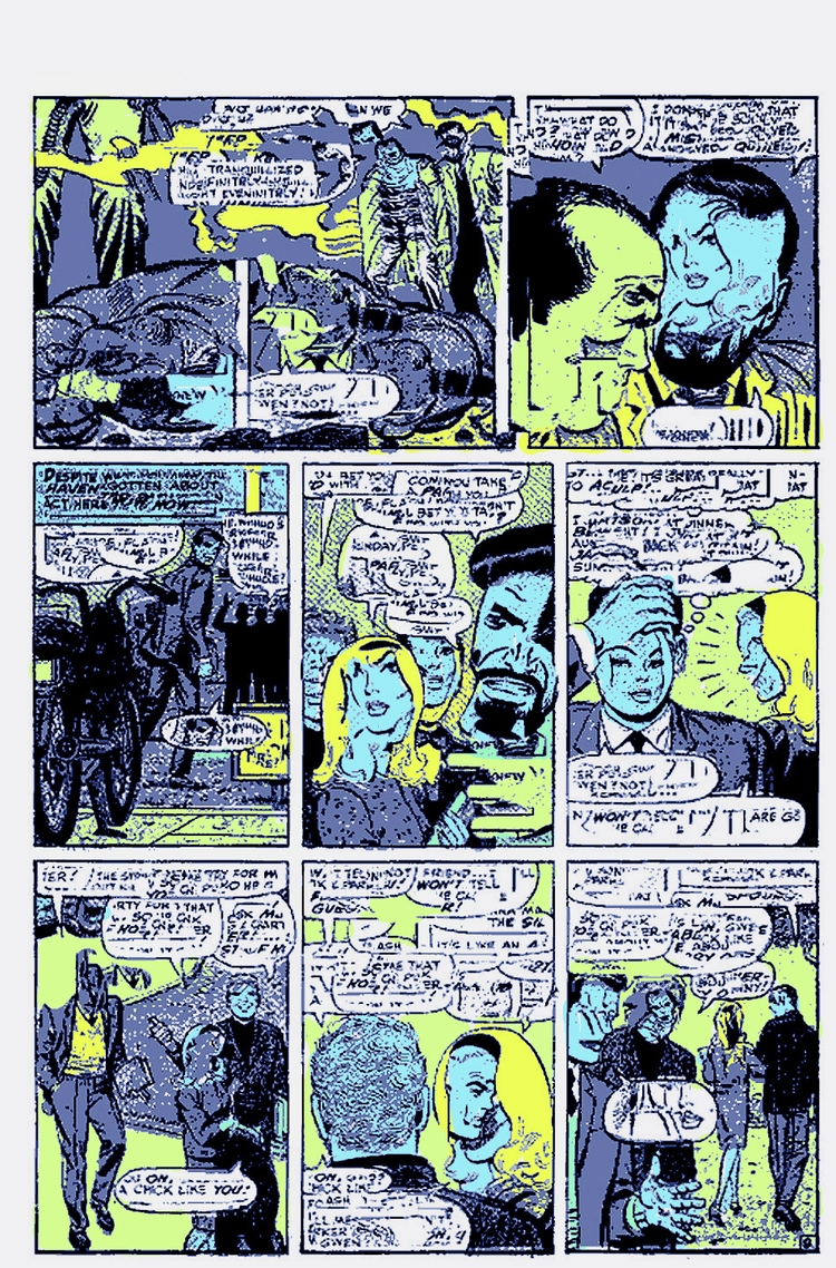 illustration, comics - mark-andresen   ello