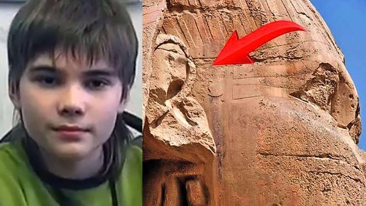 Niño genio revela la humanidad  - codigooculto | ello
