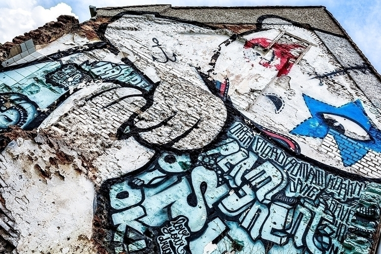 graz, lendplatz, grafiti, streetart - stephanepictures | ello