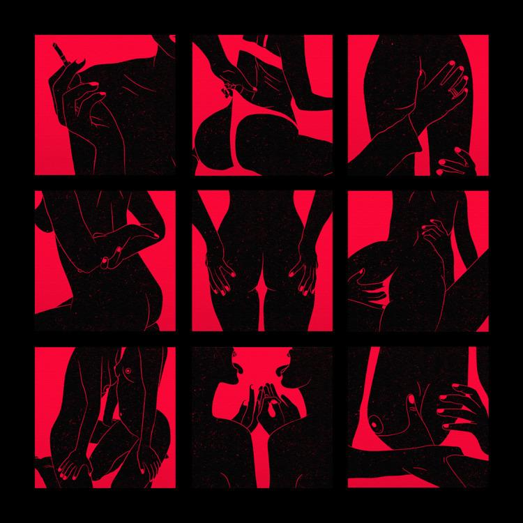 Music - art, illustration, contour - mattbajan | ello