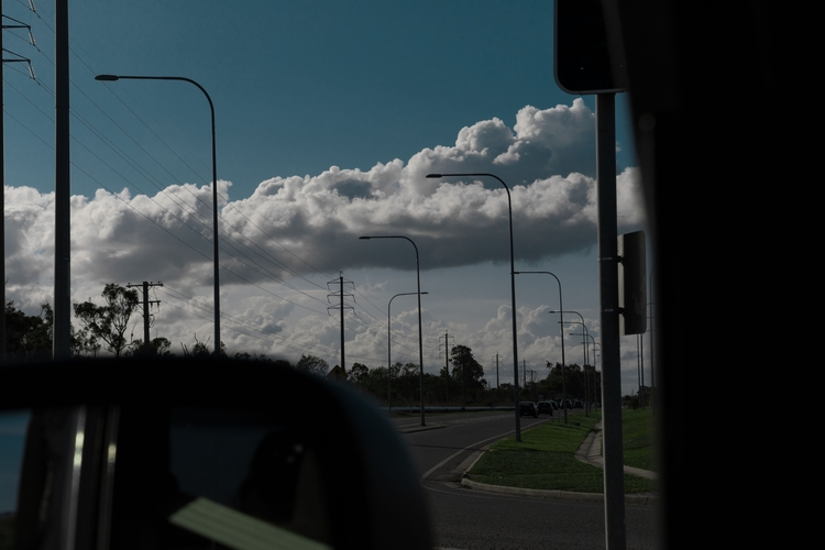 clouds beautiful day - landscape - yiannikantros | ello