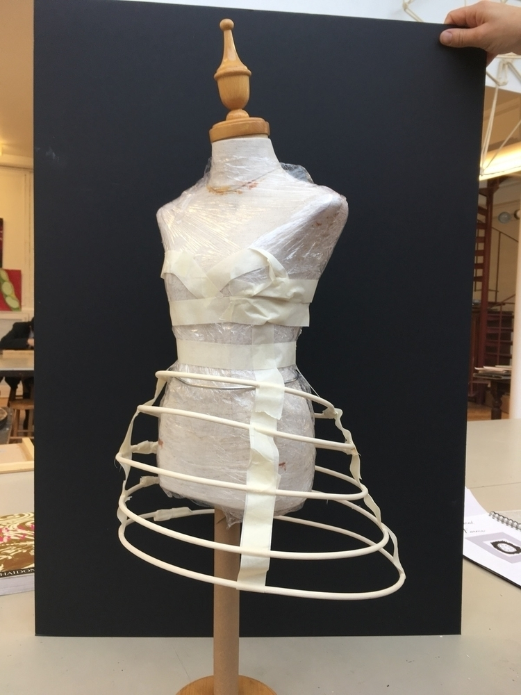 mock exam, attempting cage gown - marthaselby | ello
