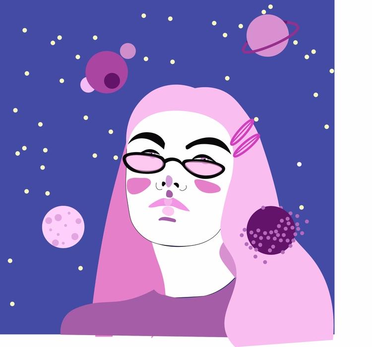 space - valentinatassalini | ello