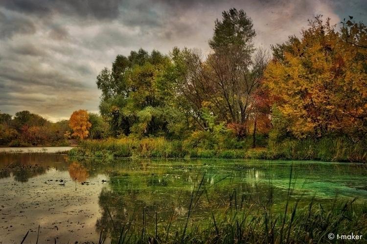 Autumn Scenery | Flickr - river - t-maker | ello