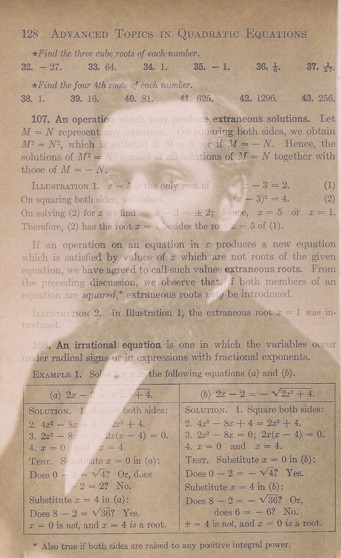 advanced topics quadratic equat - jpagnew   ello