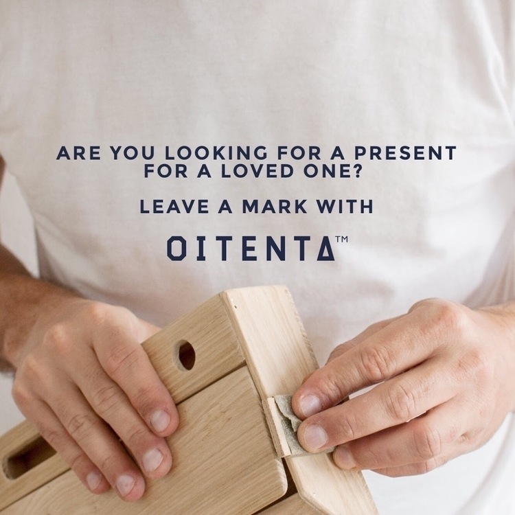 occasion arises gift, show care - oitenta | ello