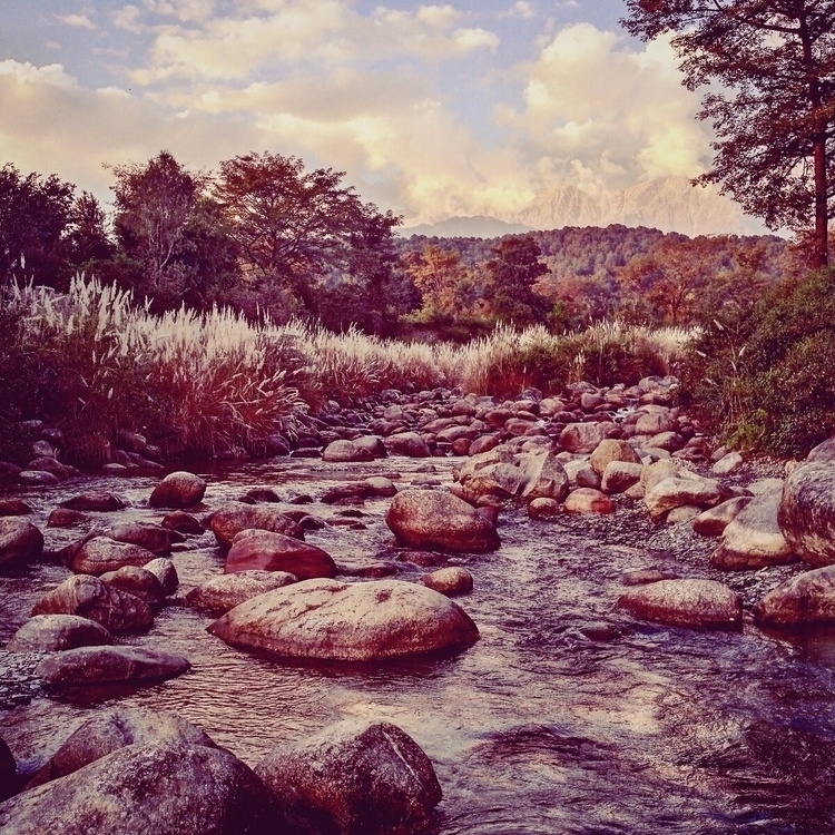 river sad leave mountains, home - storyteller_eddy | ello