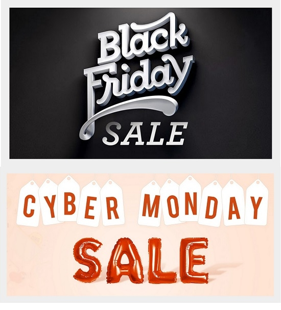Black Friday Cyber Monday Deals - 123weddingcards | ello