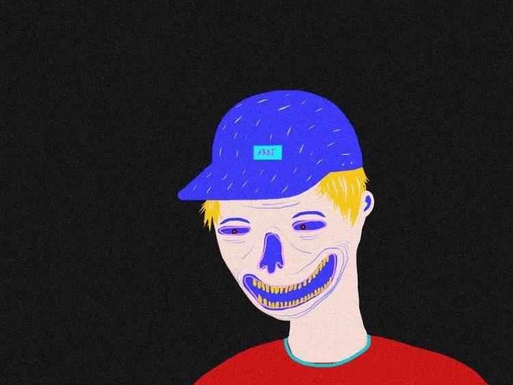 live die living - skatheartist | ello