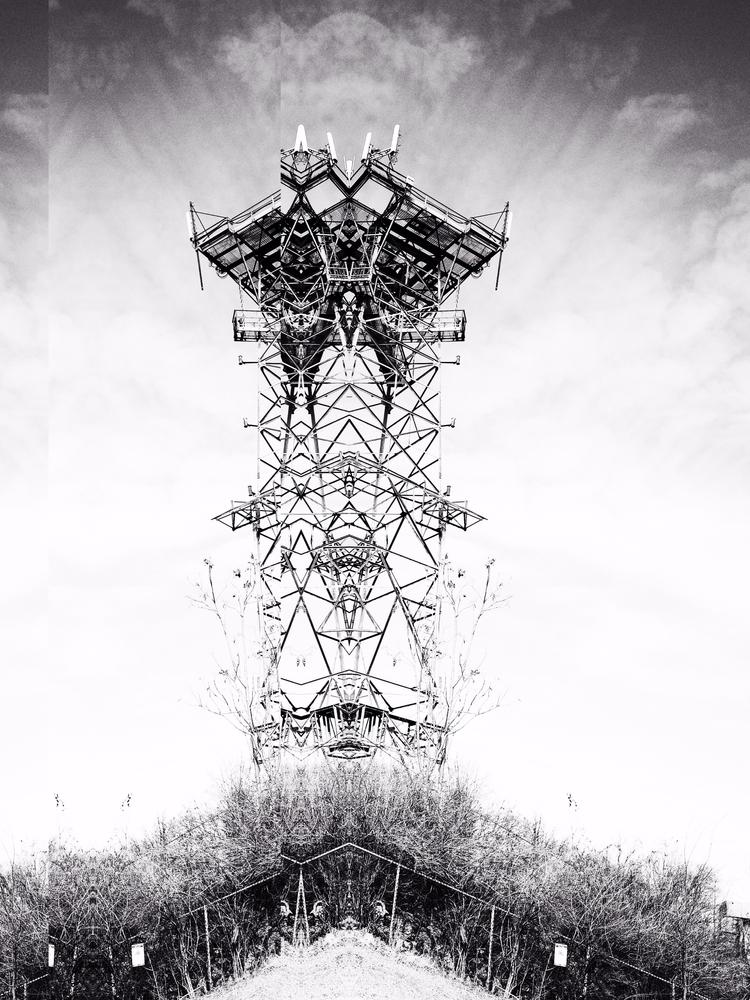 CELL TOWER - michaelraynott | ello