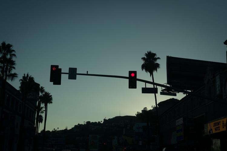 Los Angeles - sunset, losangeles - salvadorbfm | ello