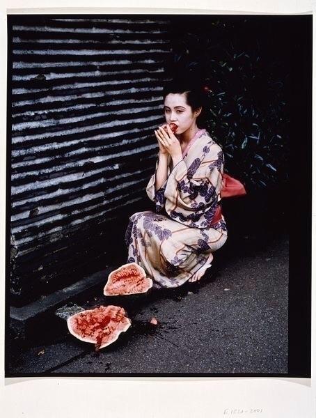 Image Araki Nobuyoshi 1992 - artoftheday - bitfactory | ello