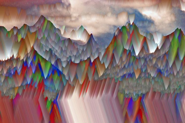 mountain colors - nature, mountains - jazer | ello