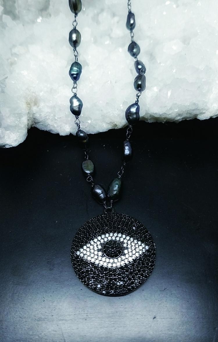 lolafaejewelry, evileye, amulet - lolafaejewelry | ello