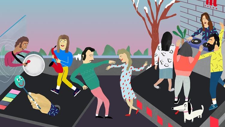 elenaeper.com - illustration, #ilustracion - elenaeper | ello