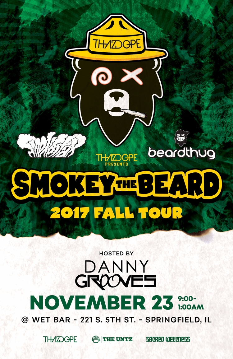 THANKSGIVING NIGHT! Springfield - dannygrooves | ello
