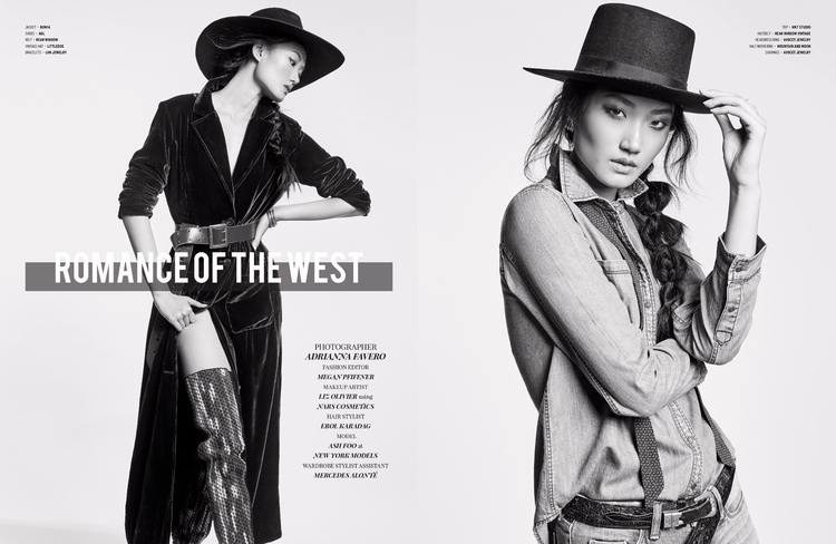 Romance West Obvious Magazine p - adriannafavero | ello