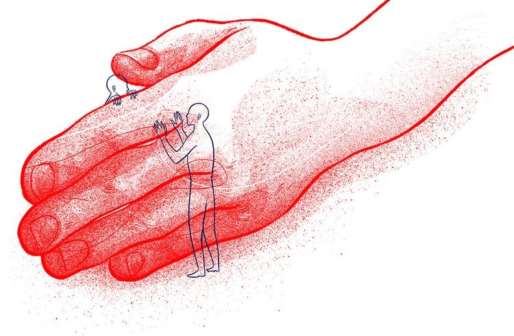 Patrycja Podkościelny - illustration - hereforthecolor | ello