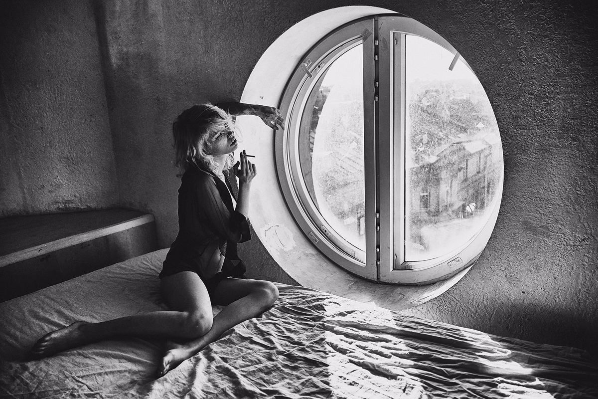 Photographer: Alex Manchev Mode - darkbeautymag | ello