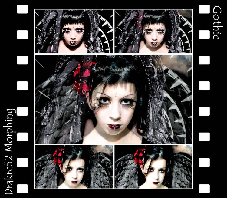 Gothic Morphing. Watch film: Pa - drakre52   ello