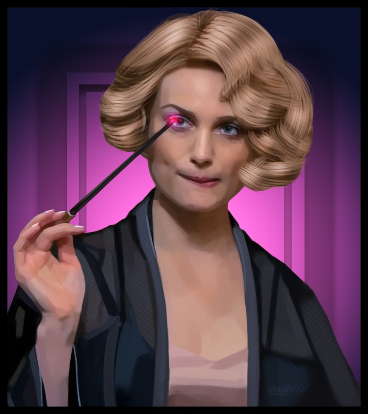 AlisonSudol, QueenieGoldstein - lianit | ello