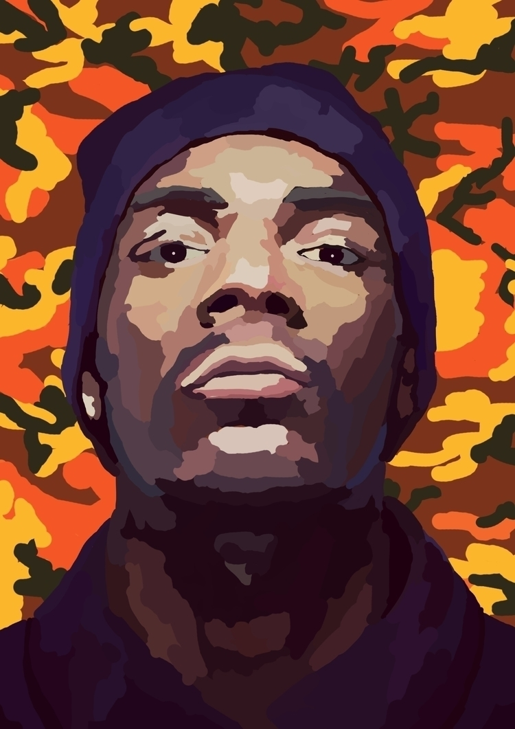 Snoop Biggie - 90s, elloart, digital - digital-btk | ello