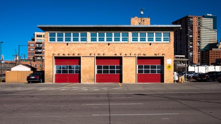 Denver Fire Station 6 Auraria n - cnhphoto | ello
