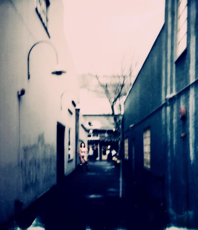 Granville Island Alleyway - 1 S - jkalamarz   ello