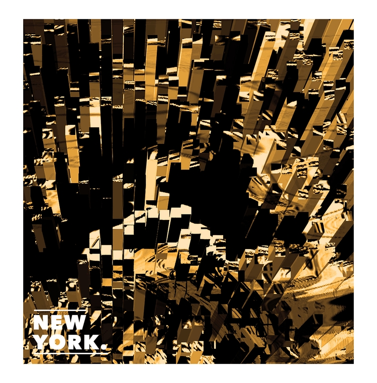 ny, illustration, abstract - nielsmaillart | ello
