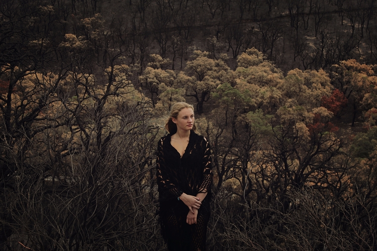 — Photographer: Natalia Kovache - darkbeautymag | ello