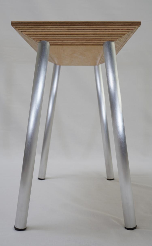 Bevel Bench. sturdy bench apple - darkc_studio | ello