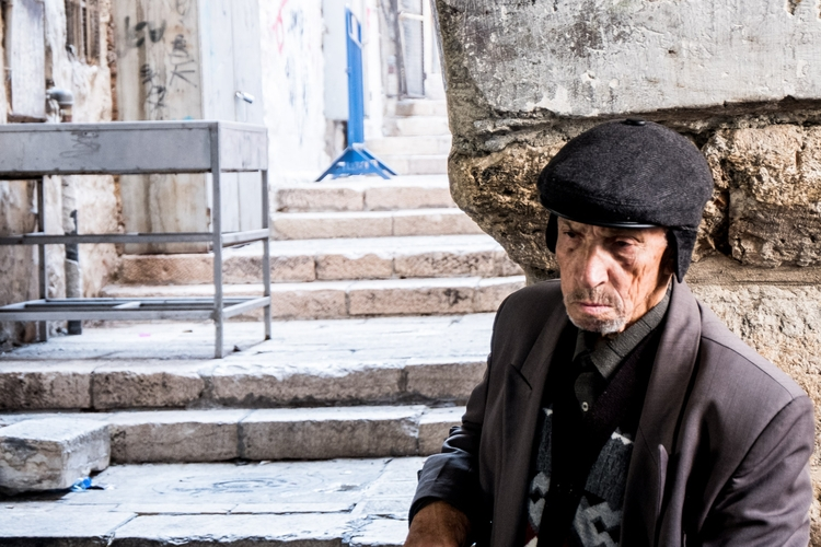 fears - Jerusalem, muslimquarter - subyair | ello