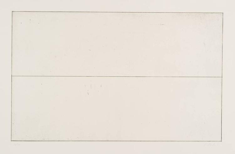 Brice Marden (1971) monochrome  - modernism_is_crap | ello