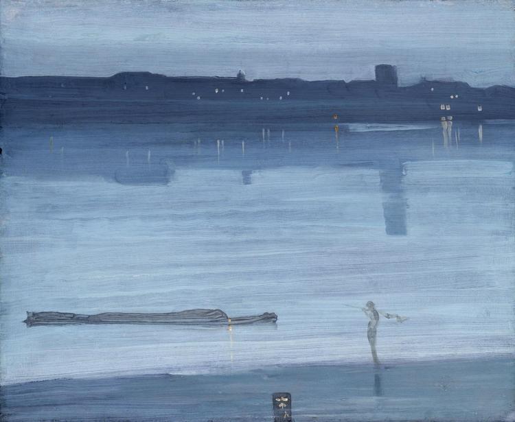 James Abbott McNeill Whistler,  - pabgt | ello