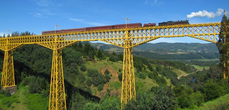 El viaducto del Malleco es puen - ricardocarrascor | ello
