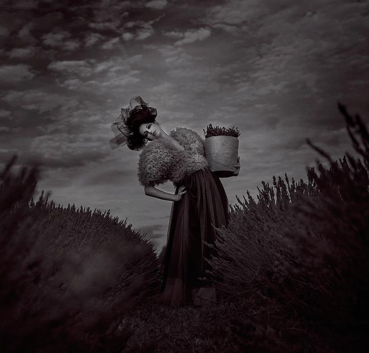 Photographer: San Vid Designer - darkbeautymag | ello