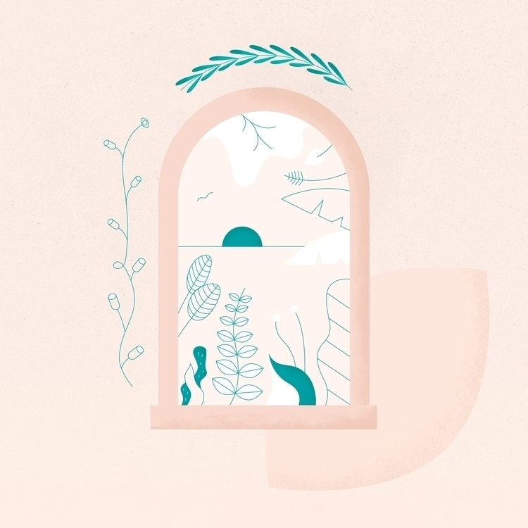 WINDOW PARADISE  - freelance, window - gloriaciceri | ello