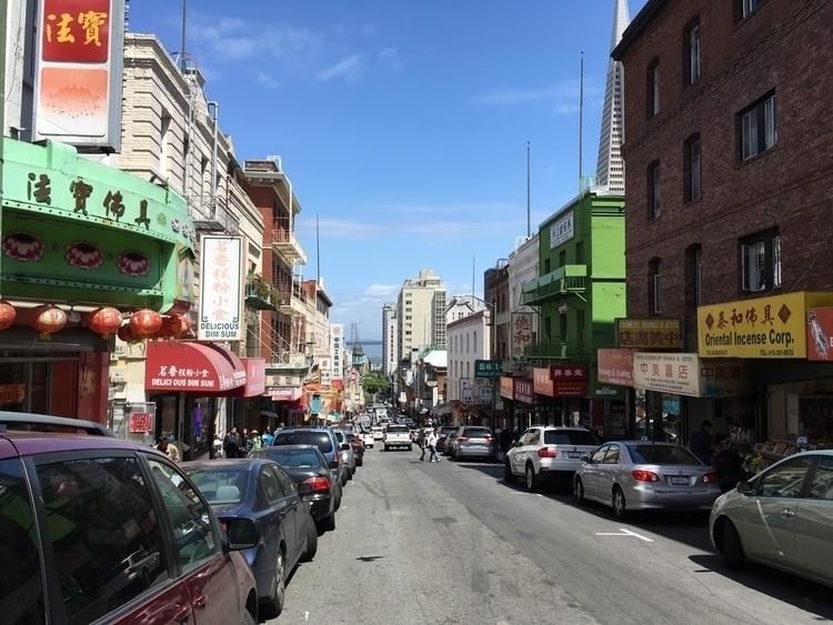 Dedicated china towns world. Le - francisjohannes | ello