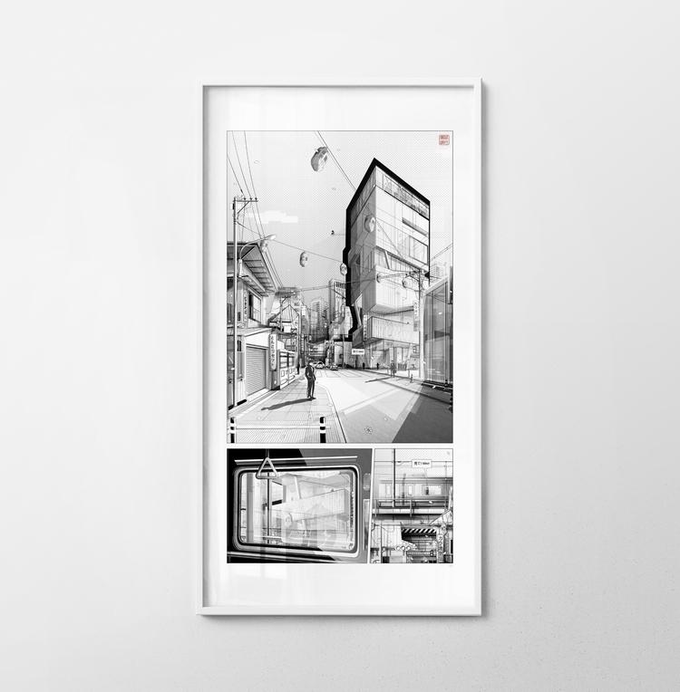 Architectural Manga - Page 03 S - alexanderdaxboeck | ello