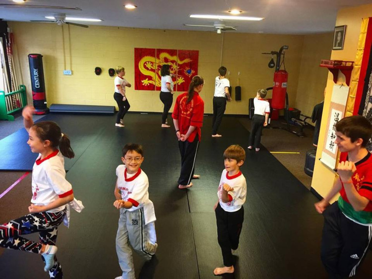 Early afternoon students work t - sifu_dragon | ello
